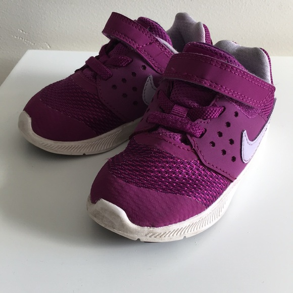 Nike Downshifter Toddler Girl Shoes